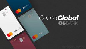 C6 Bank lança Conta Global com cartão de débito em dólar. Clique e conheça!