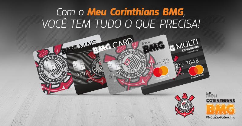 Cartão de Crédito Corinthians: Aprenda como solicitar