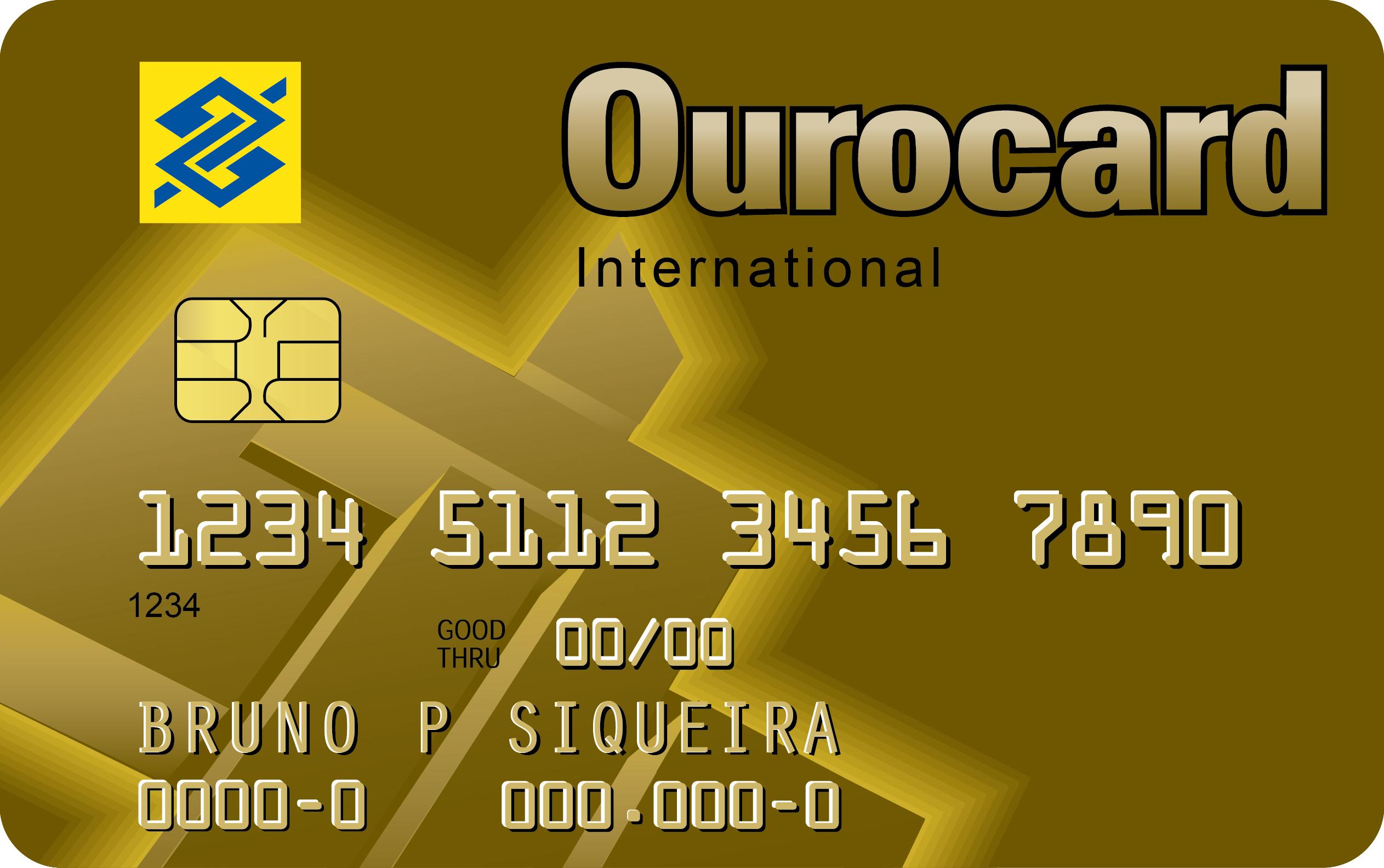 OuroCard Internacional: Conheça o cartão do BB