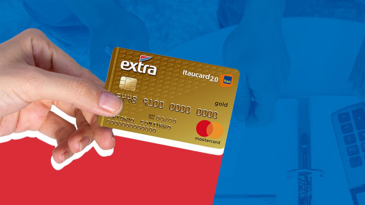 Cartão de Crédito Extra: Veja como solicitar o seu