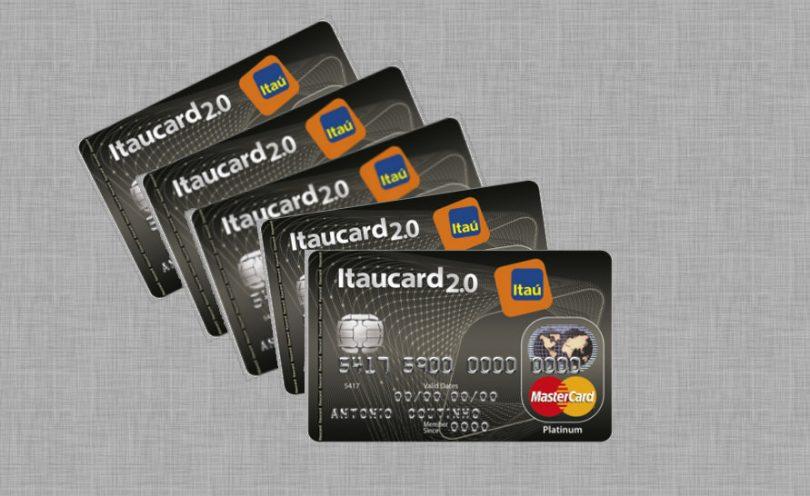 cartão de crédito itaucard 2.0