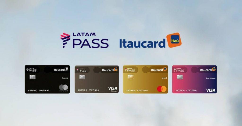 cartão de crédito latam