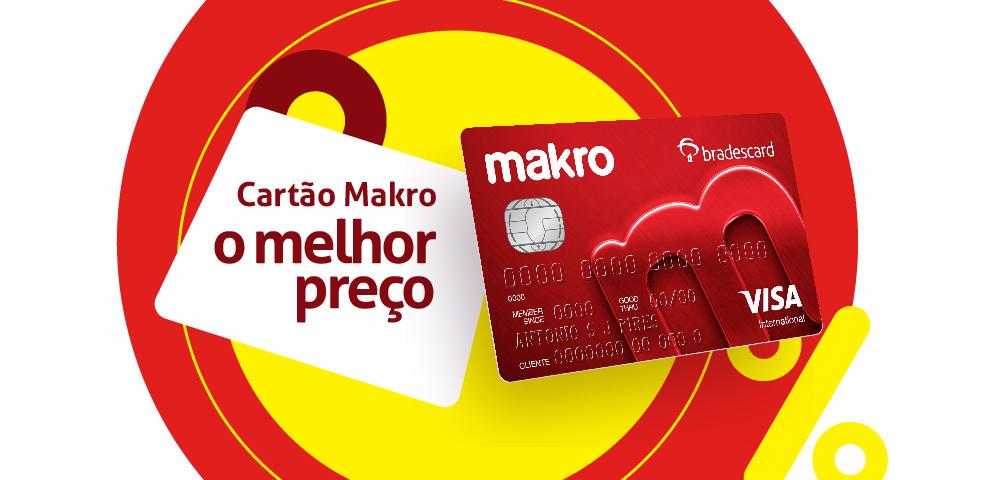 Cartão de crédito Makro: Aprenda como solicitar o seu
