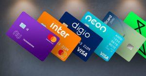 Cartões de crédito sem anuidade? Veja um comparativo