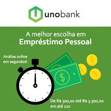 Empréstimo Unobank: Saiba como solicitar