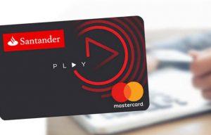 Santander Play: conheça esse cartão de crédito!
