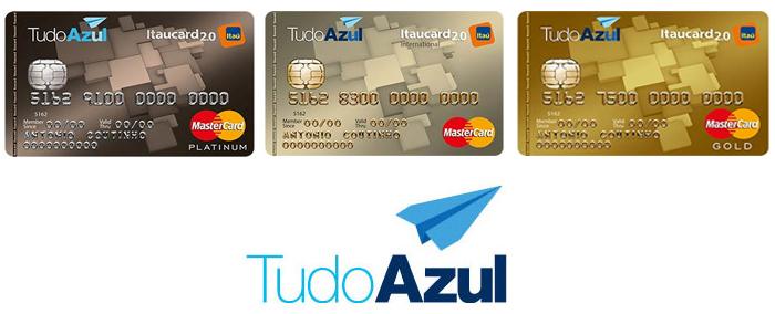 TudoAzul Itaucard International Mastercard