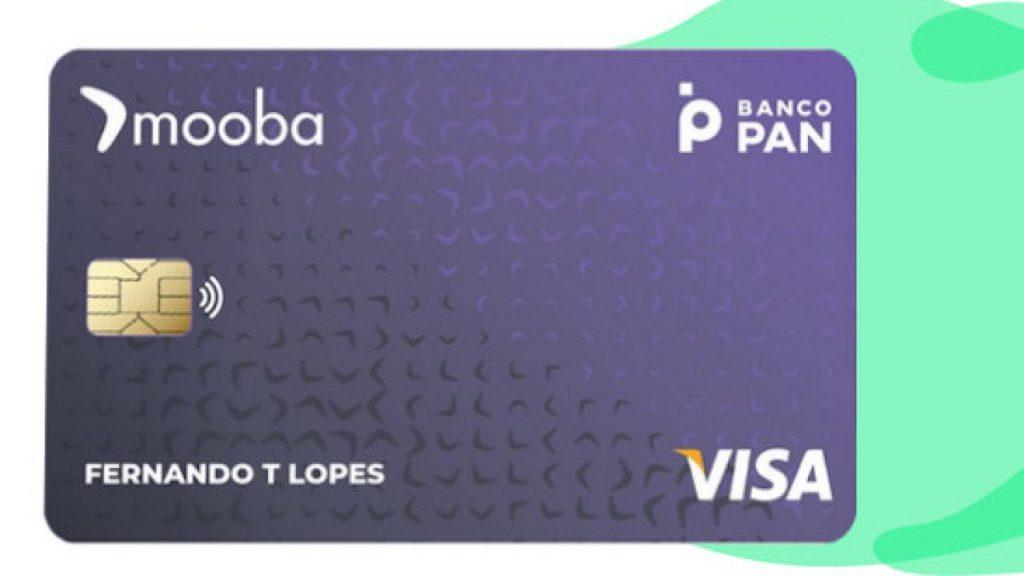 cartão de crédito pan visa