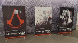 Novo cartão de crédito Credicard