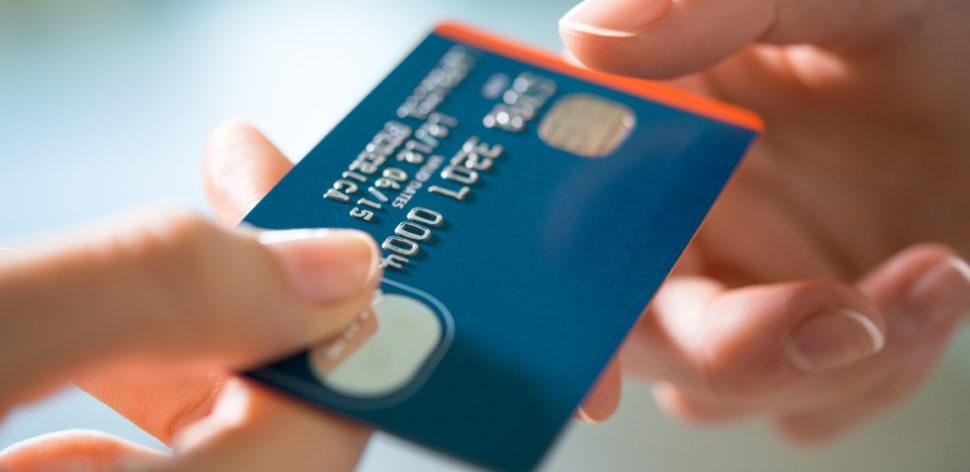 Cartão de crédito pré-pago