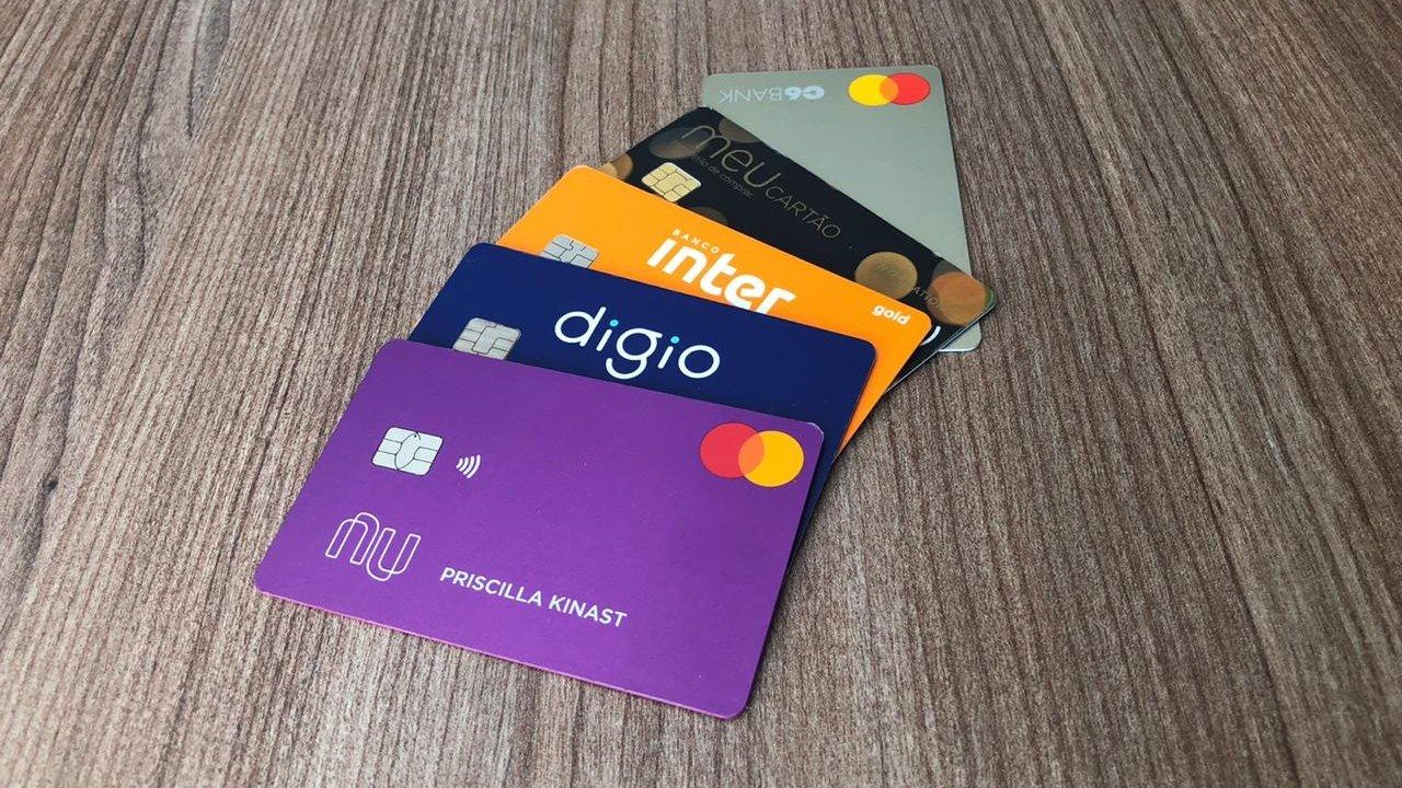 cartão de crédito aprovado na hora