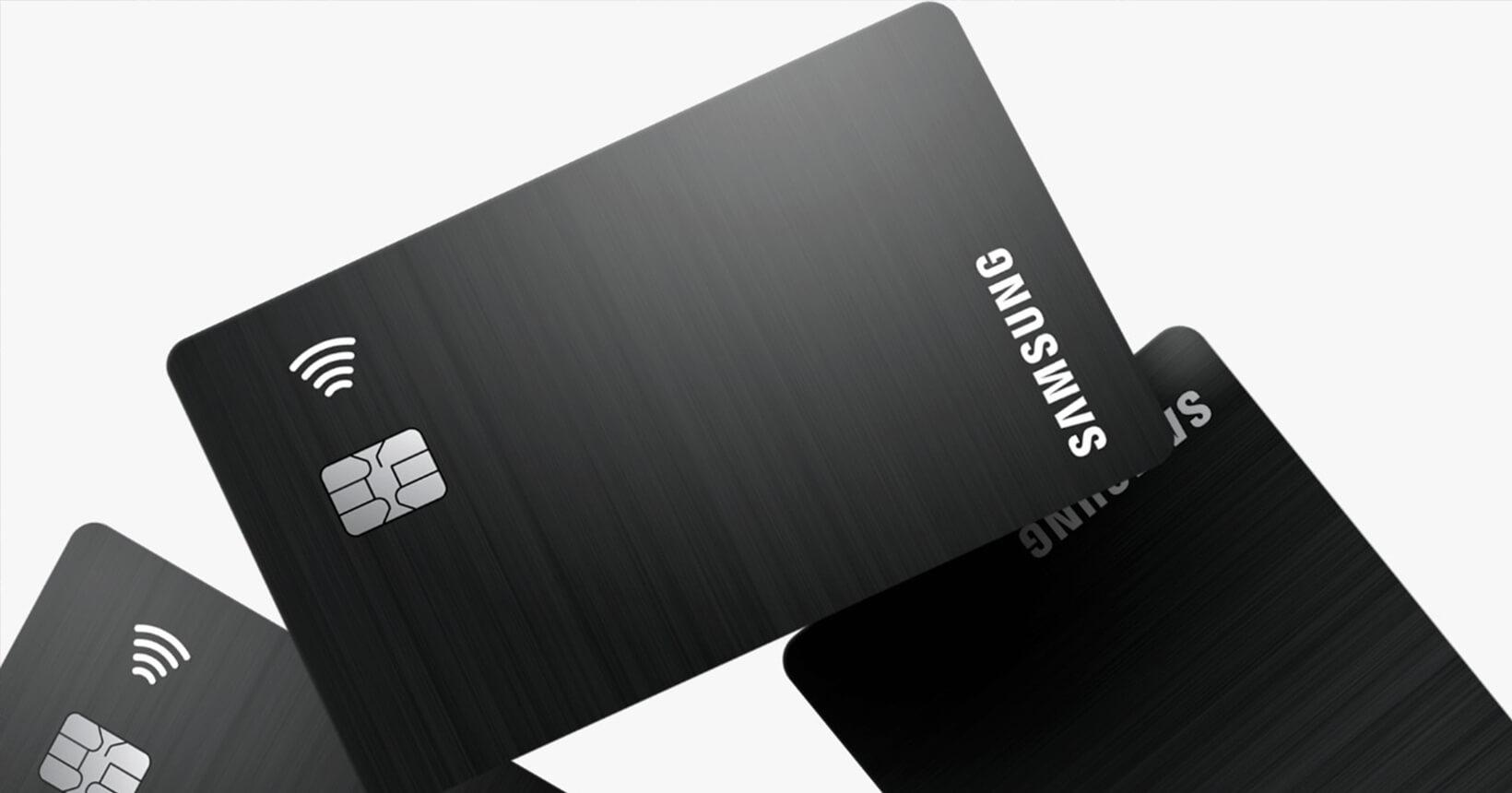 Cartão de crédito Samsung Itaucard