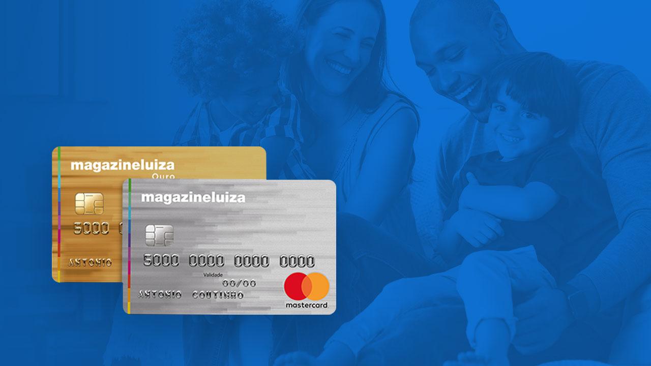 cartão de crédito Magalu