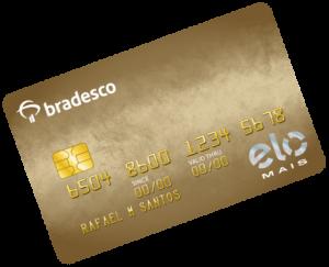 Cartão de crédito Bradesco Elo Mais