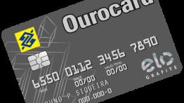 Cartão Ourocard Elo Grafite – Parceria bacana entre Banco do Brasil e Elo